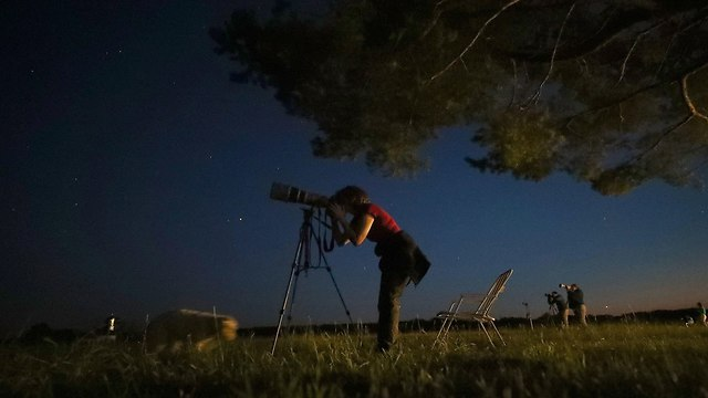 ליקוי ירח (צילום: רויטרס)