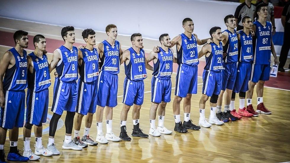 נבחרת הנוער (צילום: FIBA.COM)