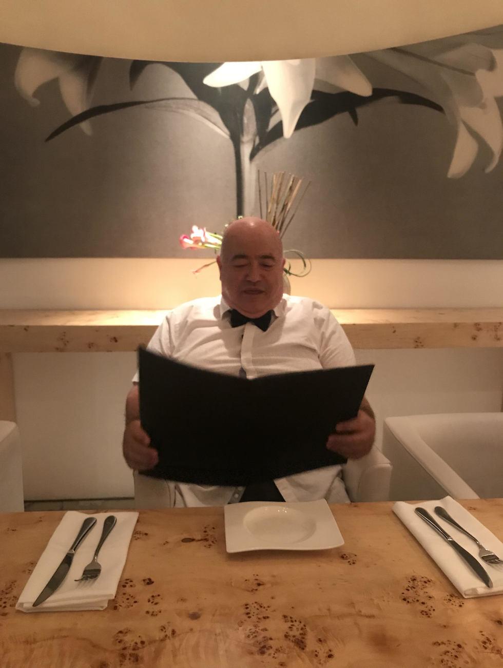 דוקטור שקשוקה במסעדת מסה (צילום: תיקי גולן)