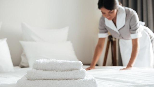 חדרניות במלון (צילום: shutterstock)