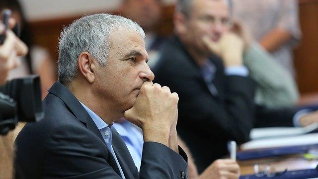 ישיבת ממשלה שבועית (צילום: אלכס קולומויסקי)