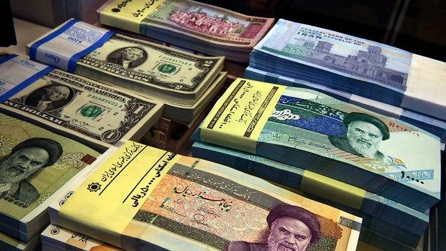 Iranian rial (Photo: AP)