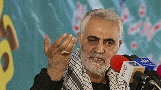 Qasem Soleimani, commandant de la Force Qods (Photo: MCT)