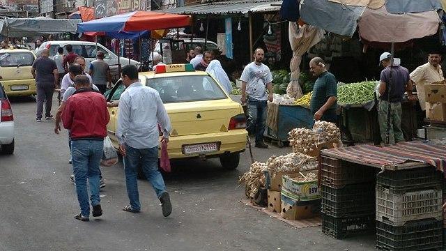 Sweida's market