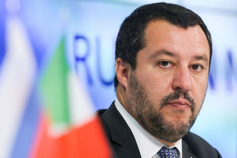 Matteo Salvini (Photo: MCT)