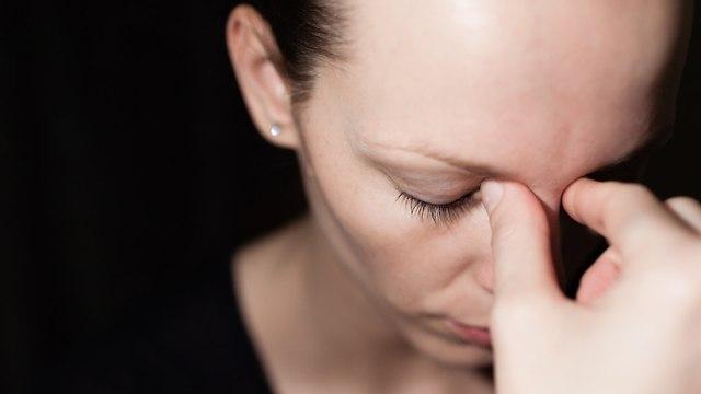 כאב ראש (צילום: shutterstock)