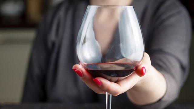 כוס יין (צילום: shutterstock)