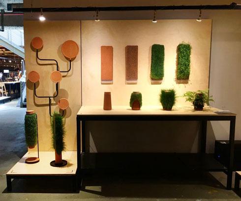 הפרויקט כפי שהוצג בתערוכת הבוגרים בחולון (צילום: באדיבות HIT)