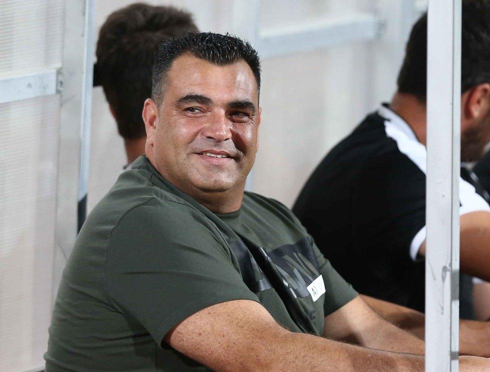 מנחם קורצקי (צילום: ראובן שוורץ)