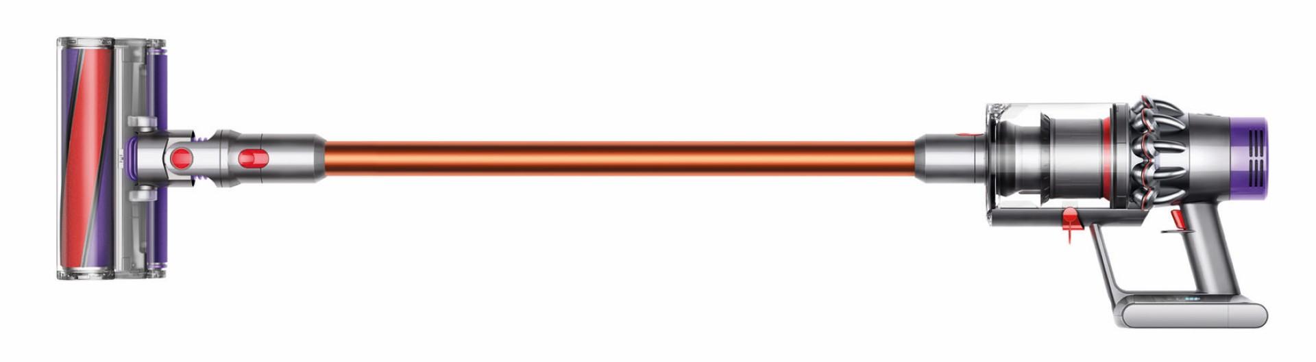 דיסון - שואב האבק V10 (צילום: יחצ חול)