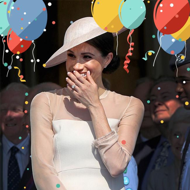 יום הולדת שמח! מייגן מרקל חוגגת (צילום: Gettyimages)