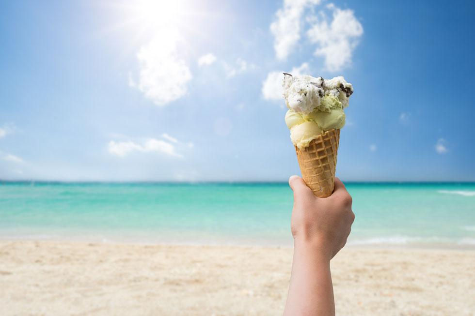 יש עוד אפשרויות לקינוחים בקיץ (צילום: Shutterstock)