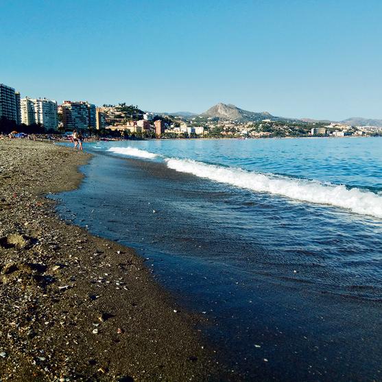 מאלגה. לא רק רצועת חופים מוזהבת