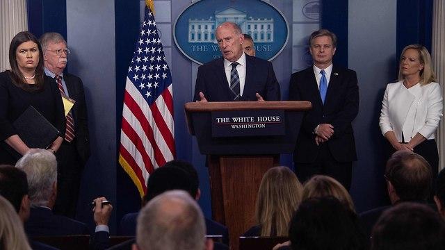 ראש המודיעין הלאומי ב ארה