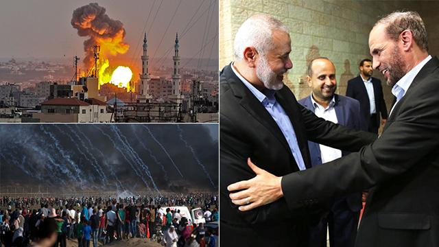 В Газе обсуждают условия перемирия