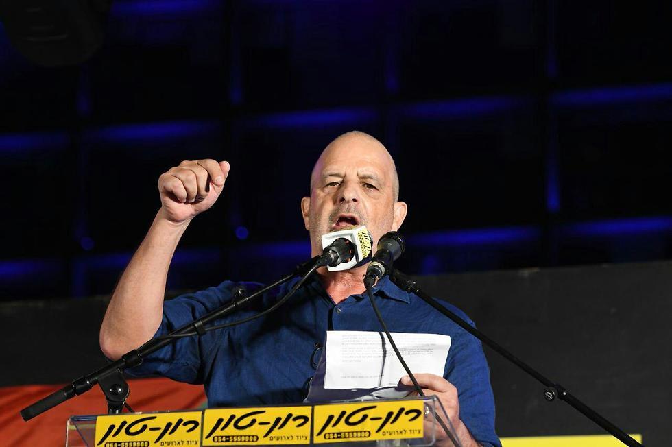 Former Shin Bet director Yuval Diskin (Photo: Motti Kimchi)