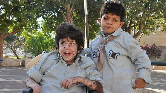 ילדים חברי התנועה כנפיים של קרמבו (צילום: אריאל מילמן,