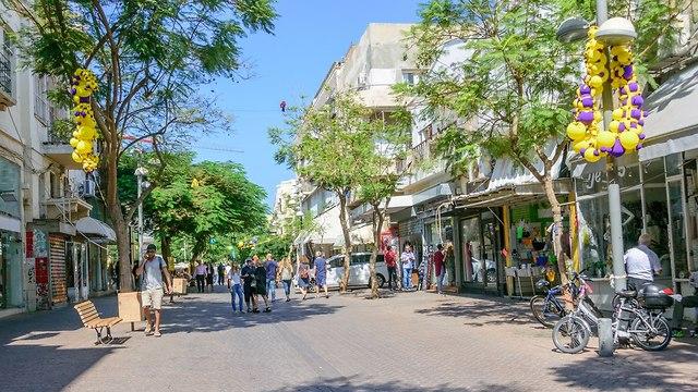 דרום תל אביב (צילום: shutterstock)