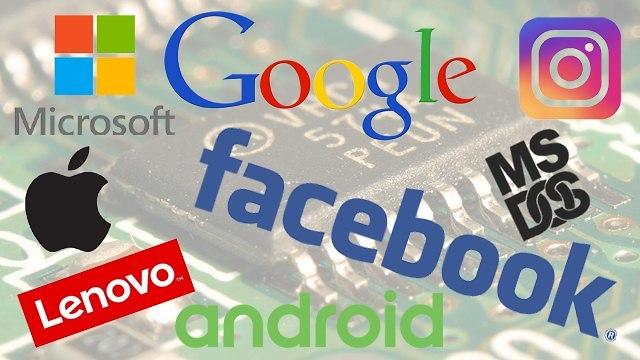 פייסבוק גוגל אפל ()