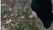 צילום: הלוויין ונוס של סוכניות החלל של ישראל וצרפת