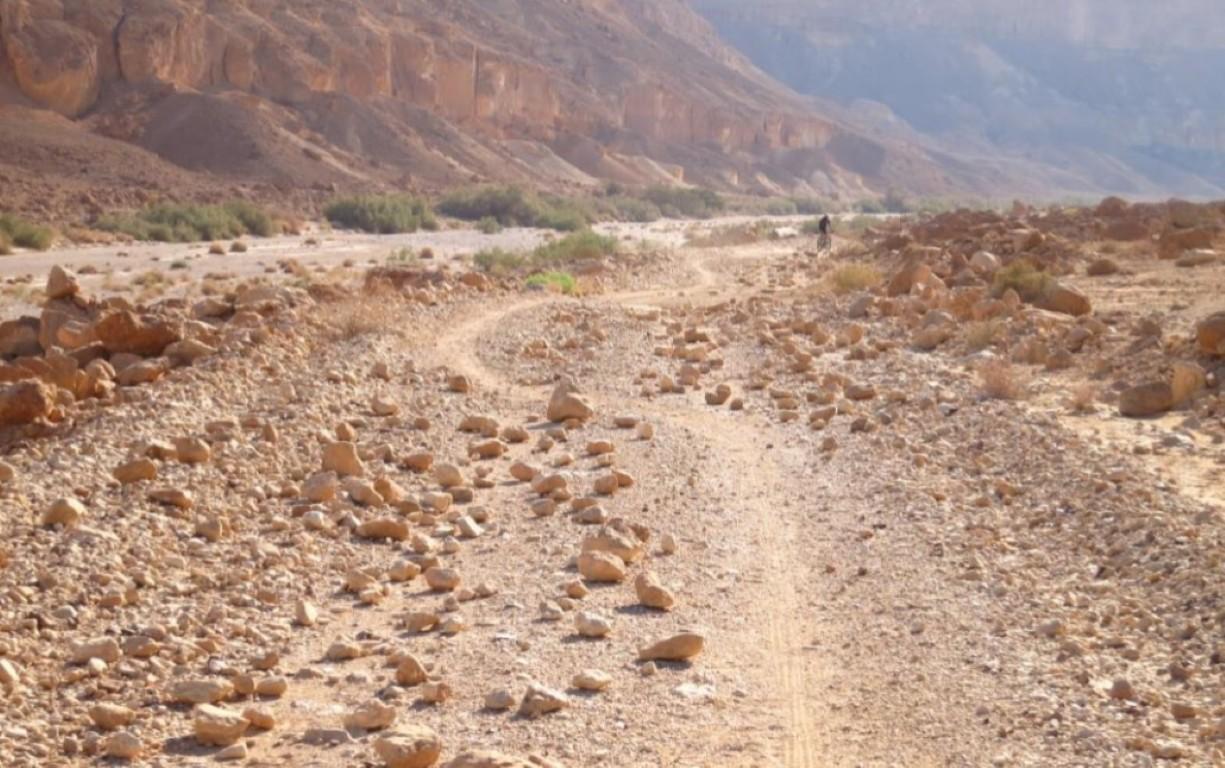 שביל ישראל אופניים (צילום: באדיבות רשות מקרקעי ישראל)
