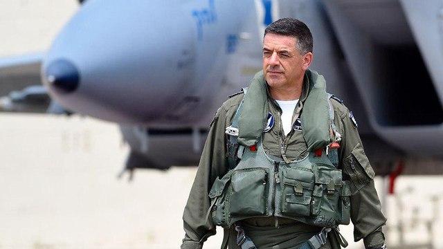 מפקד חה״א אלוף עמיקם נורקין (צילום: דובר צה