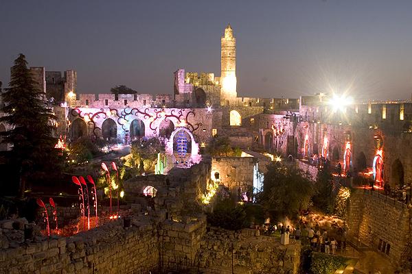 מגדל דוד (צילום: רון פלד)