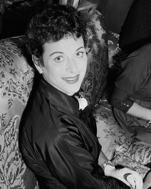 """""""היא נראתה טוב לגילה, אבל כולם רצו את הדימוי הישן של הדי לאמאר"""". בגיל 39 (צילום: AP)"""