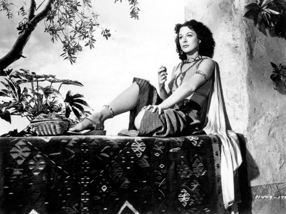 """שיחקה בעשרות סרטים, ביניהם """"שמשון ודלילה"""" מ-1949 (בתמונה) (צילום: AP)"""