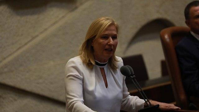 MK Tzipi Livni (Photo: Ohad Zwigenberg)