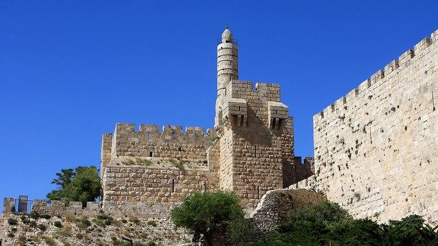 מגדל דוד (צילום: shutterstock)