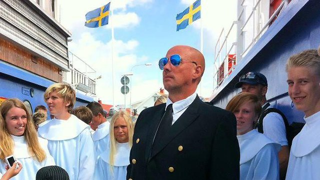 Stefan Abrahamsson (Photo: Stefan Abrahamson)