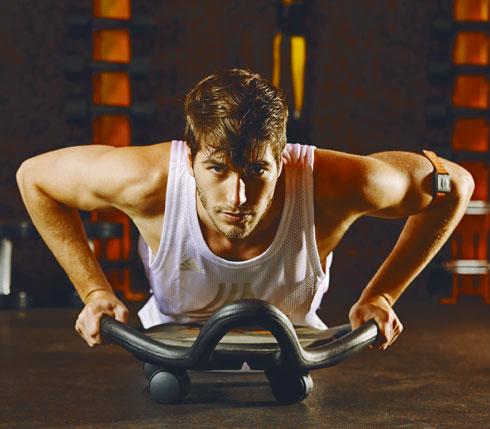 """""""למי שרוצה להוריד משקל עודף ולחטב את הגוף נראה לי שזו השיטה האידיאלית"""" (צילום: לירן מור)"""