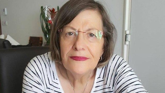 רבקה חליוה, סבתא של נועה חליוה (מתוך עמוד הפייסבוק של רבקה חליוה)