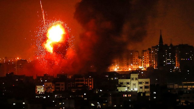 הפצצות של צה