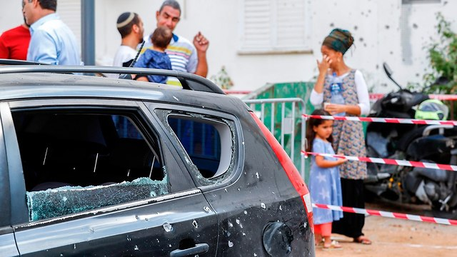 Сдерот. Фото: AFP