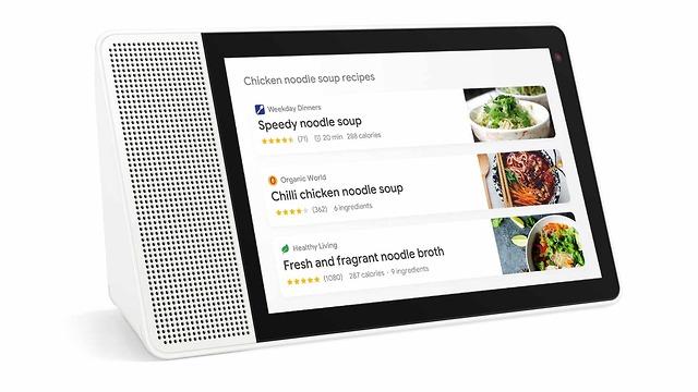 הטרנד הטכנולוגי החדש: רמקול חכם עם מסך 87069925970100640360no