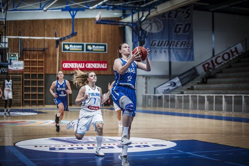 ליאור גרזון (צילום: FIBA.com)