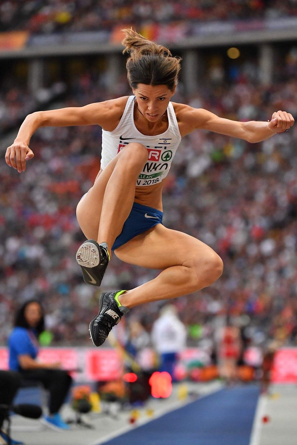 חנה מיננקו (צילום: AFP)