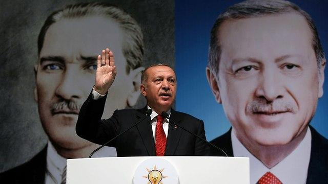 President Erdogan (Photo: AFP)