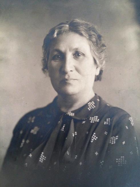 שרה עזריהו־אוזרקובסקי (מאירוב). ממובילות המאבק למען זכות בחירה לנשים ביישוב היהודי בארץ־ישראל (צילום: ארכיון עין השופט)