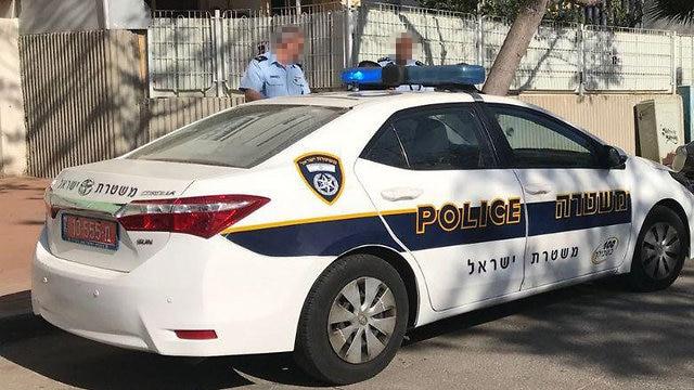 Иллюстрация. Фото: пресс-служба полиции  (Photo: Israel Police Spokesperson)