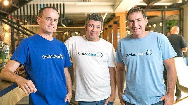 מייסדי אורדד צ'אט (צלם: Order.Chat)