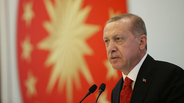 Turkish President Erdogan (Photo: Reuters)