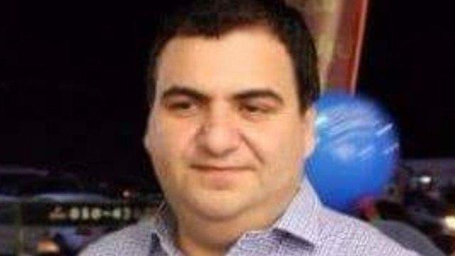 איש העסים שנרצח אחמד זוהדי עתאמנה ()