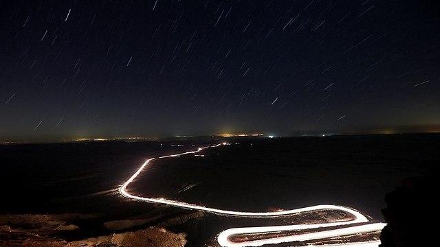 מצפה רמון (צילום: רויטרס)