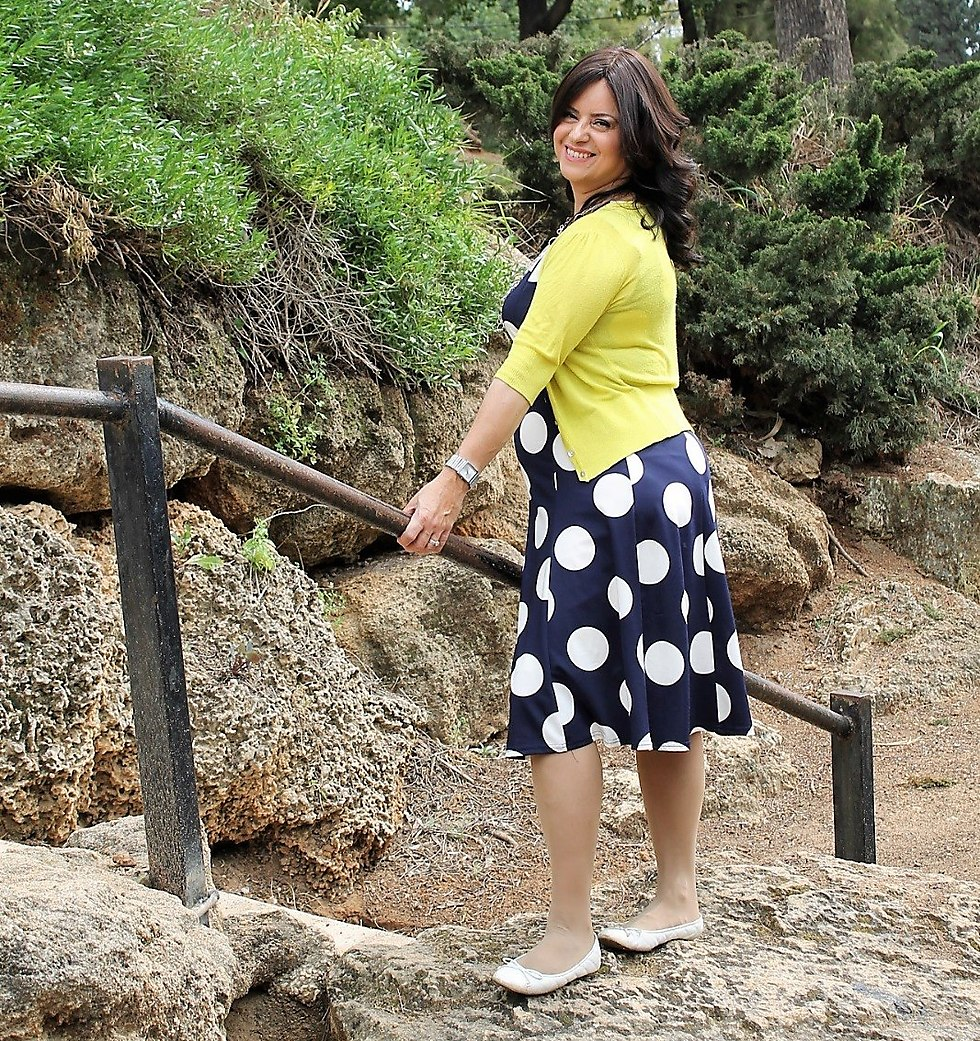 אסתי יצחקי (צילום: אסנת קולין בישיץ)