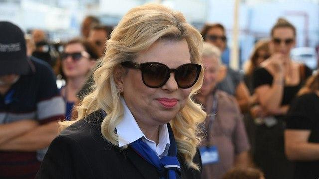 שרה נתניהו (צילום: יאיר שגיא)