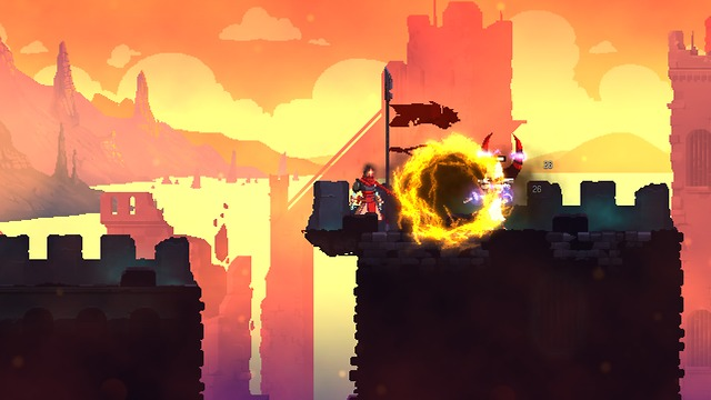 Dead Cells (צילום מסך)