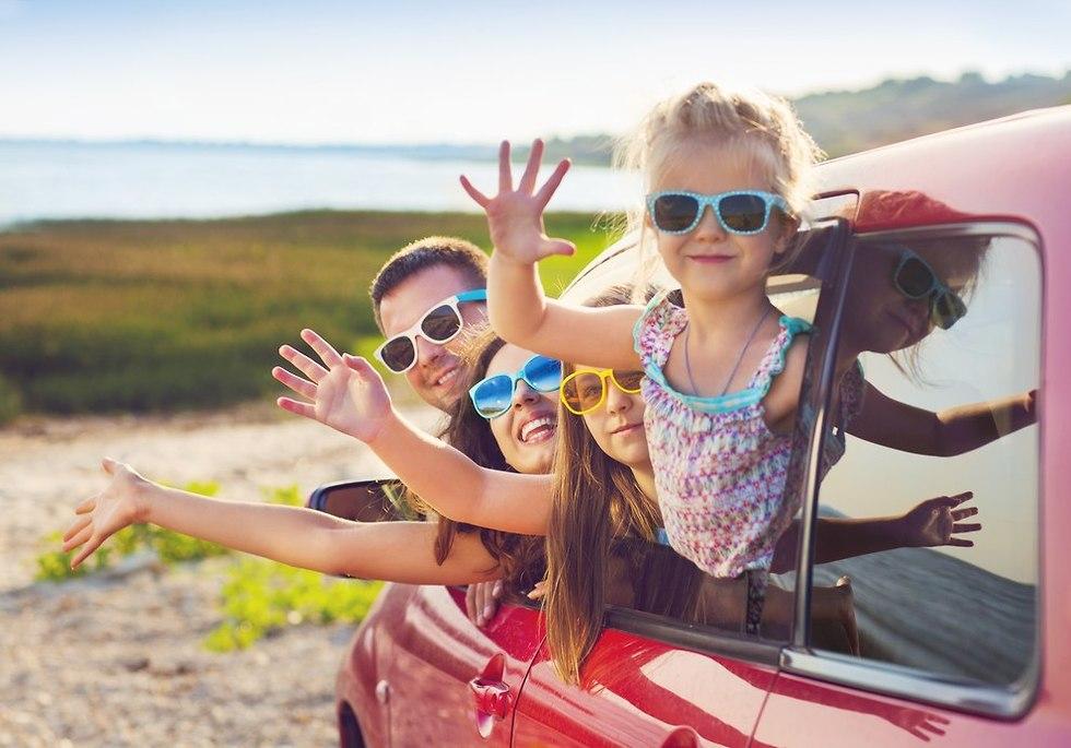 חופשה משפחתית: כך תעשו את זה נכון לכולם (צילום: shutterstock)
